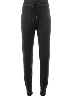 спортивные брюки со шнурком  Lamberto Losani