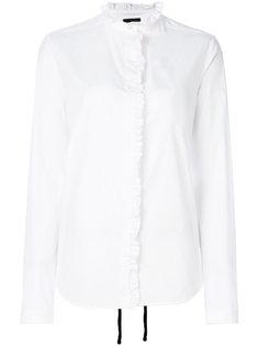 рубашка со шнуровкой на спине Just Cavalli