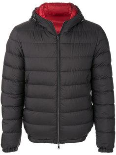 пальто-пуховик с капюшоном Herno