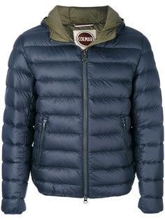 куртка-пуховик с капюшоном Colmar