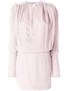 приталенное расклешенное платье  Magda Butrym