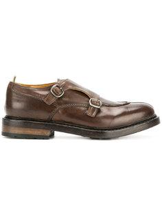 классические туфли монки Officine Creative