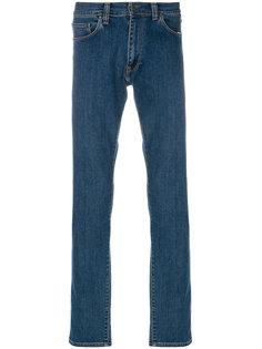 джинсы прямого кроя Carhartt