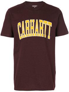футболка с принтом логотипа Carhartt