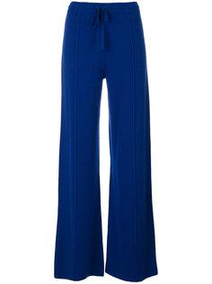 широкие спортивные брюки  Sonia Rykiel