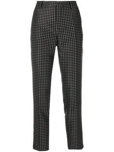 узкие брюки с узором  Essentiel Antwerp