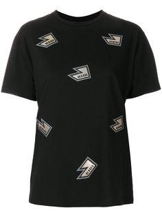 футболка с логотипом  Versus