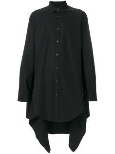 асимметричная рубашка Blanket Dsquared2