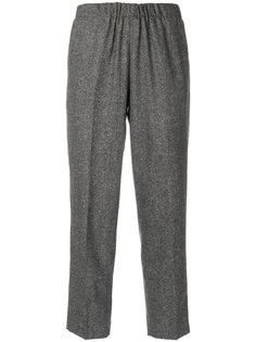 эластичные укороченные брюки Kiltie