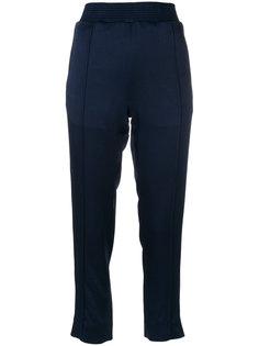 эластичные укороченные брюки  Haider Ackermann