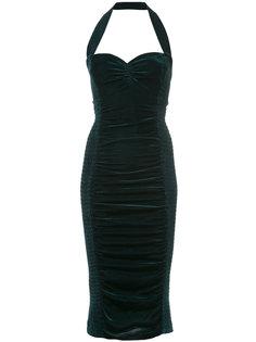 бархатное платье Olympia Stella McCartney