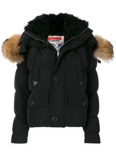 дутое пальто  Dsquared2