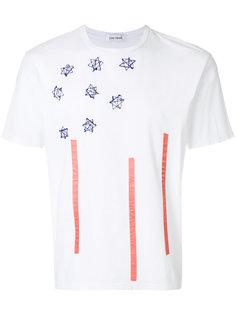футболка с вышивкой F-Stars  Jimi Roos