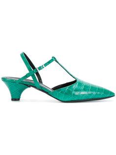 туфли с заостренным носом Marni