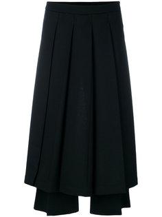 плиссированные юбка-брюки  Neil Barrett