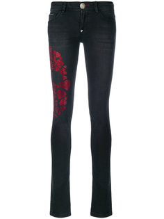 джинсы скинни Teddy Evil  Philipp Plein