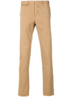 брюки чинос Incotex