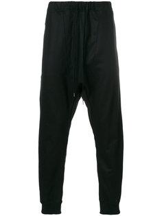 спортивные брюки с заниженной проймой Individual Sentiments