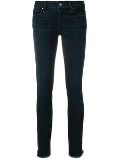 джинсы скинни с необработанными краями Paige
