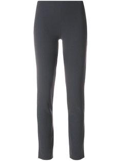 укороченные узкие брюки Moschino