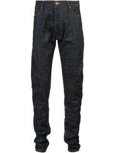 джинсы с молниями на штанинах Fear Of God