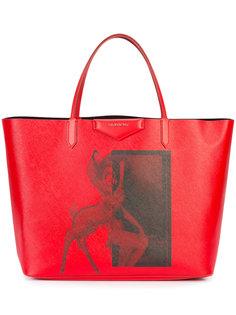сумка-тоут с принтом Bambi Givenchy