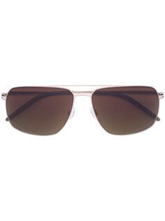 солнцезащитные очки в квадратной оправе Barton Perreira
