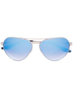 солнцезащитные очки в круглой оправе Barton Perreira