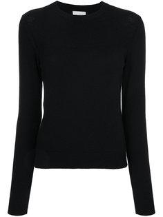 фактурный свитер с круглым вырезом  Barrie