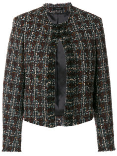 короткий твидовый пиджак Pania Isabel Marant