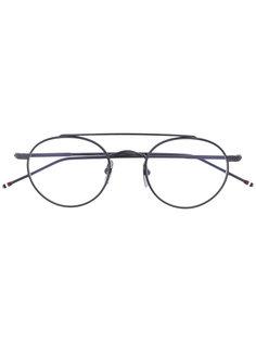 круглые очки Thom Browne Eyewear
