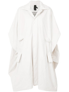 пальто свободного рубашечного кроя Bernhard Willhelm