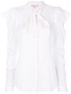 блузка с бантом на воротнике  Michael Michael Kors