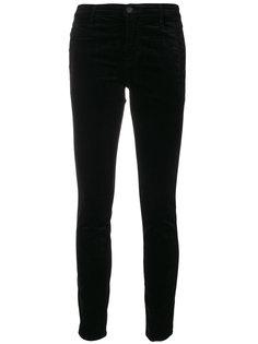 джинсы скинни Zion J Brand
