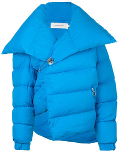 асимметричная дутая куртка  Marquesalmeida