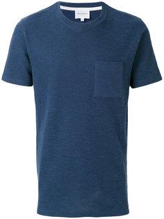 футболка с карманом Niels Norse Projects