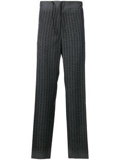 брюки с завышенной талией Maison Margiela