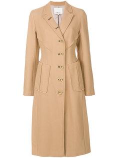 пальто в стиле милитари 3.1 Phillip Lim