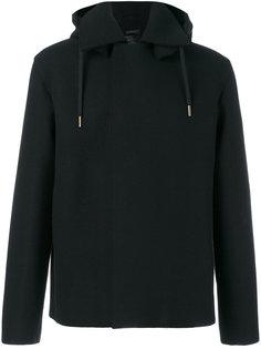 куртка с капюшоном Jil Sander