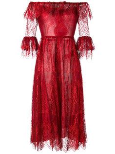 платье Melissa Maria Lucia Hohan