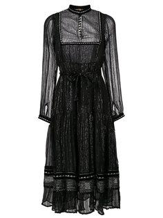 платье миди с высоким воротом  Dodo Bar Or