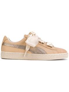 кроссовки на шнуровке-ленте Puma