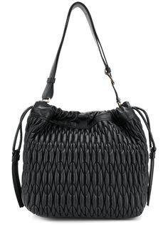 стеганая сумка-тоут Furla