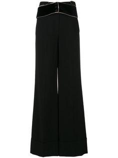 широкие брюки  Roberto Cavalli