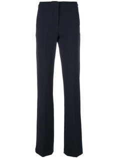 расклешенные брюки с завышенной талией  Ki6