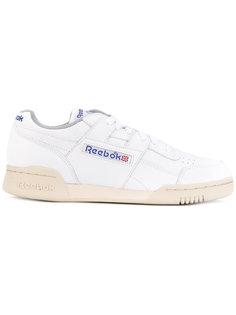 кроссовки на шнуровке в стиле ретро Reebok