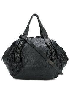 объемная сумка овальной формы Giorgio Brato