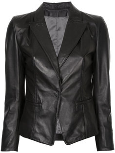 приталенный пиджак Sylvie Schimmel