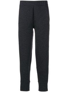 зауженные книзу брюки в стиле casual Armani Jeans