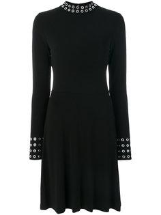 платье с люверсами Michael Michael Kors